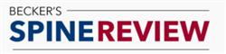 Becker's spine review logo